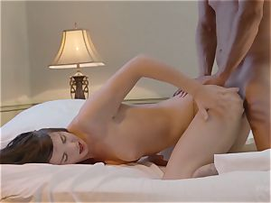 voluptuous orgy with Lovenia Lux
