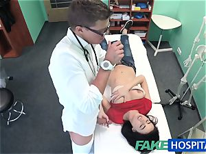 FakeHospital wonderful Russian Patient needs yam-sized stiff stiffy