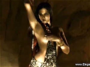 classic Indian Dancer