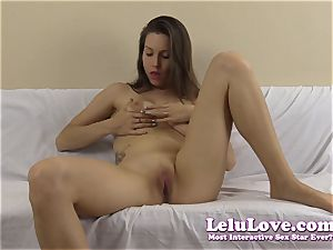providing you a virtual oral job with slew of sloppy talk