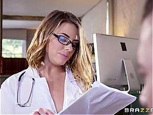 Xander's pornography preferences investigated by Dr. Chechik
