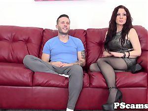 sandy-haired webcam honey Jessica Ryan pussyfucked