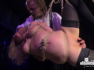 BADTIME STORIES - mighty domination & submission with marvelous German gimp