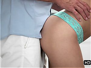 Natalia Starr having romantic bang-out with Johnny Sins