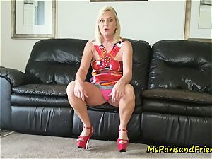 The mom son collection with Ms Paris Rose