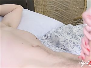 AgedLovE big-boobed Lacey Starr hardcore and dt