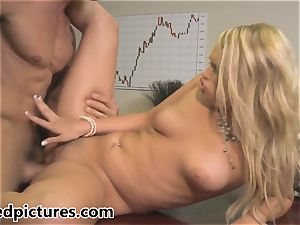 Heather star gets a wood deal in the boardroom