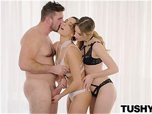 TUSHY Do anal invasion with my boyfriend