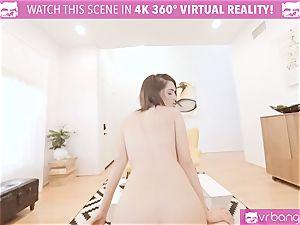 VR pornography - JOSELINE KELLY MY SISTERS scorching buddy poke
