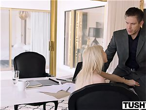 TUSHY college schoolgirl covets buttfuck From teacher
