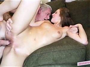 Alexa mercy humps her finest mates dad