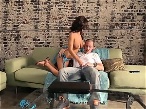 super-fucking-hot cockslut Whitney Westgate fucks her male BFF