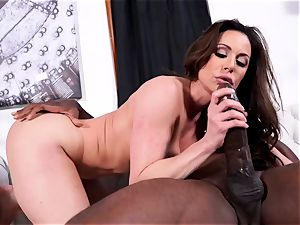 Kendra fervor loving Mandingo 14 inch black manmeat
