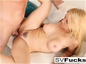 sultry plowing with Sarah