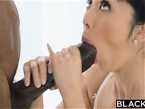 BLACKED japanese Journalist vs The largest big black cock IN THE WORLD