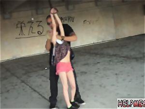 educator predominance and extraordinary restrain bondage hard-core defenseless teen Piper Perri was on her way to