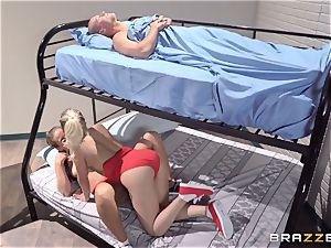 Marsha May and Layla London molten up