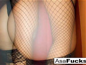 Ring-light ass-fuck with Toni Ribas