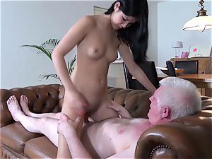 elder pornography super hot legal years elderly cherry romp with old guy
