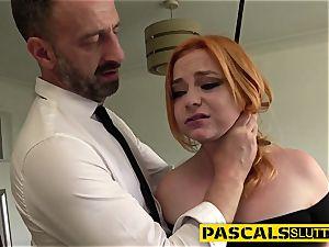 sadism & masochism ginger-haired rails cock