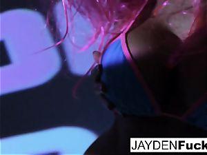 Jayden loves to have beautiful fun